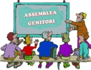 Assemblea genitori classi prime scuole primarie