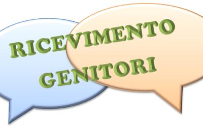 RICEVIMENTO GENITORI SCUOLA SECONDARIA DI I GRADO – APRILE 21