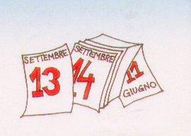 Calendario scolastico 2020/2021