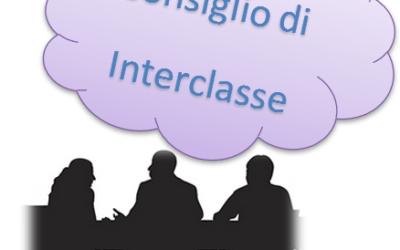 Consigli di Interclasse del mese di ottobre 2020