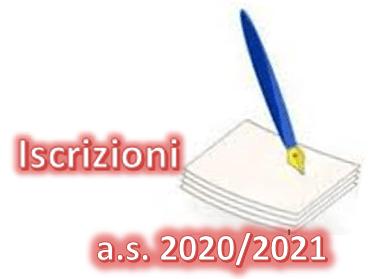 Iscrizioni a.s.2020/2021