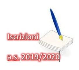 Iscrizioni a.s.2019/2020