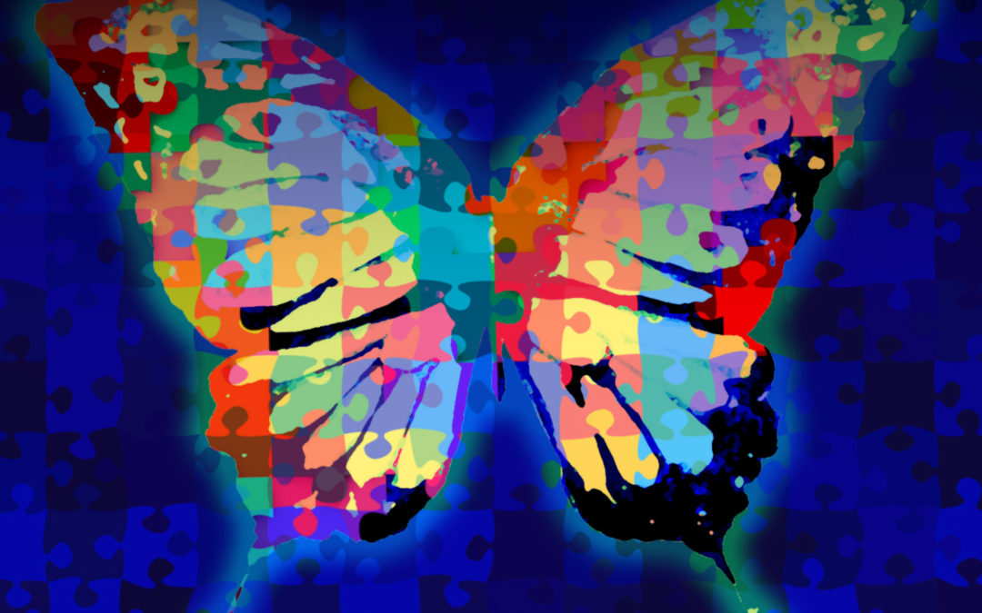 """""""Voliamo oltre i confini"""" 2 Aprile 2020 Giornata mondiale della consapevolezza sull'autismo"""